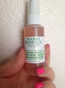 badescu spray