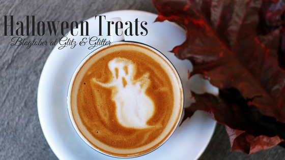 Halloween treats banner