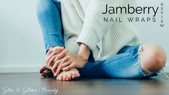 Jamberry Nail Wraps from Laila | review