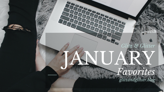 January Favorites banner