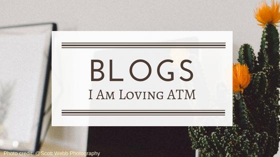 Blogs I am Loving banner