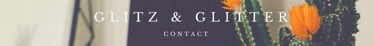 GLitz & Glitter contact banner