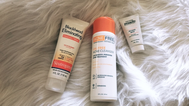 Current Acne Routine & Products